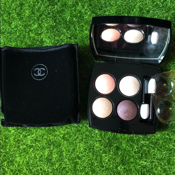 CHANEL Other - BNIB Chanel Eyeshadow Palette Les 4Ombres Eclosion